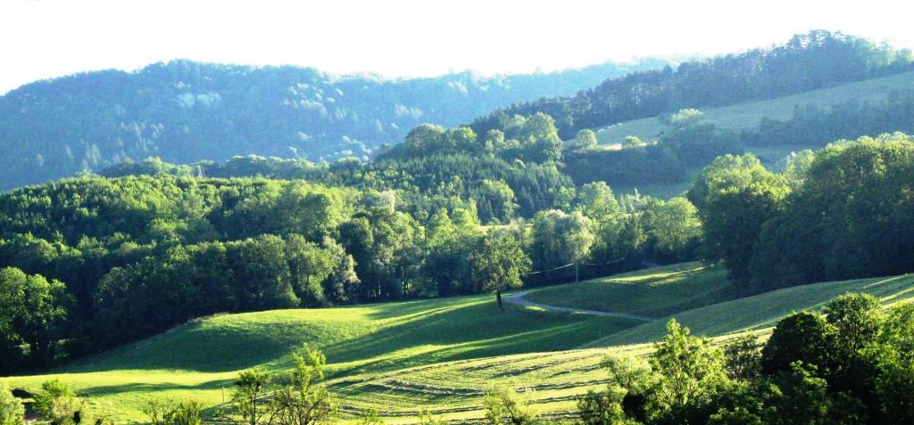 Le Val d'Héry.
